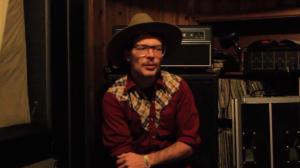 Local musician Shawn Hess.